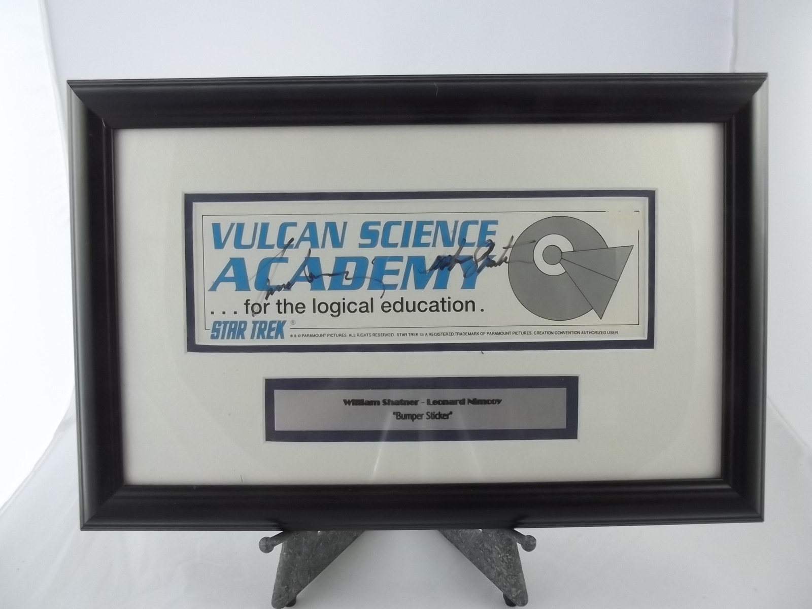 The Vulcan Science Academy