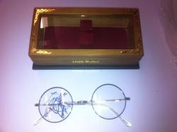 Daniel Radcliffe Signed In Person Official Harry Potter Replica Glasses