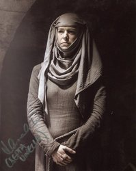 Hannah Waddington AUTOGRAPH Game Of Thrones SIGNED IN PERSON 10x8 photo