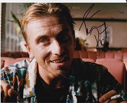 Tim Roth Autograph Pulp Fiction signed in person 10 x 8 photo