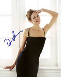Diane Lane signed 10x8 photo.