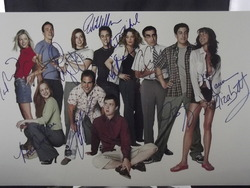 American Pie Cast - authentic autographs - all signed