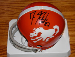 Throwback Mini Helmet