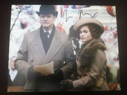 Tom Hooper Director of The Kings Speech Signed 10x8 Photo