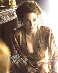 Esme Bianco AUTOGRAPH Game Of Thrones SIGNED IN PERSON 10x8 photo