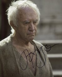 Jonathan Pryce Autograph Game Of Thrones signed in person 10x8 photo