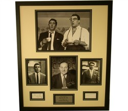 The Kray Twins autographs & Nipper Read