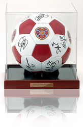 Heart of Midlothian 2011/12 Squad Signed Football