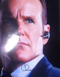 Clark Gregg Autograph The Avengers signed in person 10x8 photo