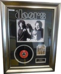The Doors signed Presentation RARE!