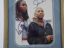 Serena & Venus Williams