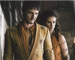 Indira Varma Autograph Game Of Thrones signed in person 10 x 8 photo