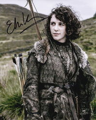 Ellie Kendrick Autograph Game Of Thrones signed in person 10x8 photo