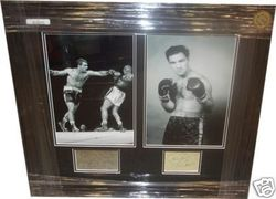 Rocky Marciano Boxing SIGNED AUTOGRAPH RARE