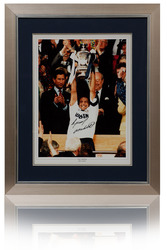 Gary Mabbutt Hand Signed Tottenham 1991 FA Cup Photo