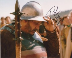 Tony Way Autograph Game Of Thrones signed in person 10 x 8 photo
