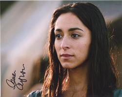 Oona Chaplin Autograph Game Of Thrones signed in person 10x8 photo