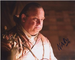 Nicholas Blane Autograph Game Of Thrones signed in person 10x8 photo