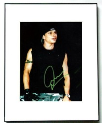 98 Degrees Autographed Drew Lachey Signed Photo PSA/DNA