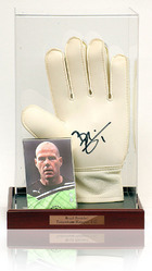 Brad Freidel Signed Goalkeeping Glove