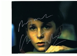 Christian Bale Signed Empire Of The Sun 10x8 Photo