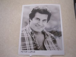 Peter Lupus of Mission Impossible (the TV show)