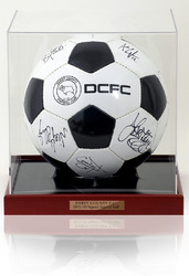 Derby County 2011/12 Squad Hand Signed Football