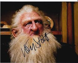 Ken Stott Autograph THE HOBBIT signed in person 10x8 photo
