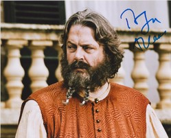 Roger Allam AUTOGRAPH Game Of Thrones SIGNED IN PERSON 10x8 photo
