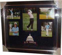 Rory McIlroy US Open Presentation