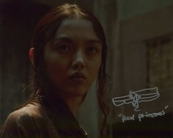 Rila Fukushima AUTOGRAPH Game Of Thrones SIGNED IN PERSON 10x8 Photo