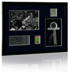 WBA 1968 Hand Signed FA Cup Final Presentation