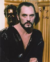 Terence Stamp AUTOGRAPH Superman SIGNED IN PERSON 10x8 photo General Zod