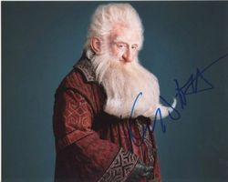 Ken Stott Autograph THE HOBBIT- BALIN signed in person 10x8 photo