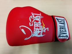 David Haye AUTOGRAPH Everlast Glove SIGNED IN PERSON