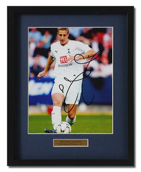 Michael Dawson Hand Signed Framed Photo