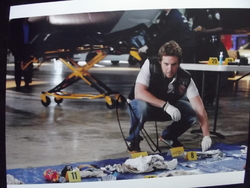 Buckley, A. J. - 'CSI: NY' - Original autograph - UACC Reg.Dealer #251