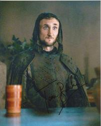 Tom Brooke Autograph Game Of Thrones signed in person 10x8 photo