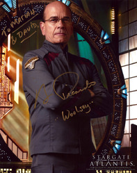 8x10 signed photograph of Robert Picardo