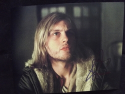 Michael Pitt - 'Bully', 'Finding Forrester' and 'Murder by Numbers'. Original autograph - UACC Reg.Dealer #251