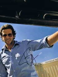 Bradley Cooper Signed The Hangover 10x8 Photo