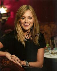 Fearne Cotton signed 10x8 photo.