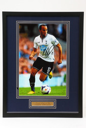 "Andros Townsend hand signed 12x8"" photograph"