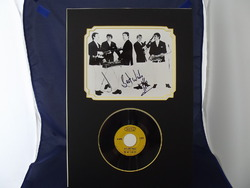 Dave Clark Five - Mike Smith signed