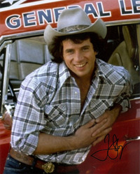 Tom Wopat signed 10x8 photo.