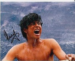 Suraj Sharma Autograph LIFE OF PI signed in person 10x8 photo