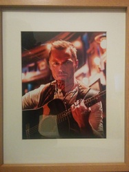 Ronan Keating AUTOGRAPH Once The Musical SIGNED IN PERSON 10x8 Photo