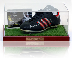 Alan Clarke Hand Signed Football Boot.
