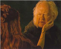 Oliver Ford Davies Autograph Game Of Thrones signed in person 10x8 photo
