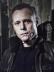 Beghe, Jason - Authentic autograph- Chicago PD